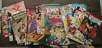 Comic Book Grab Bag 20 comics silver age to modern X-Men, Avengers, Spider-Man