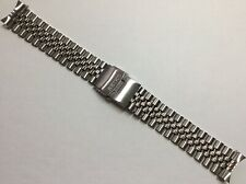 NEW 22MM 316L STAINLESS STEEL JUBILEE BAND BRACELET FOR SEIKO DIVER 7S26