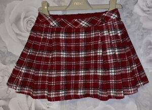 Girls Age 2-3 Years - Checked Skirt
