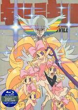 KILL LA KILL 7-JAPAN Blu-ray+DVD Ltd/Ed T48 zd
