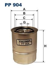 Kraftstofffilter - Filtron PP904