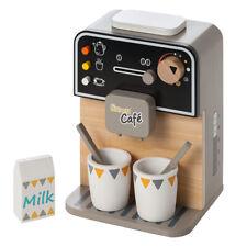 howa Kaffeemaschine für Kinder aus Holz incl. 7 tlg. Zubehör 4885