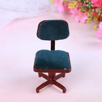 1:12 Dollhouse miniature furniture computer chair for dollshouse accessor FA