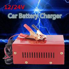 Automatique Intelligent 220V 12V/24V 100AH Voiture Camion Chargeur de Batterie