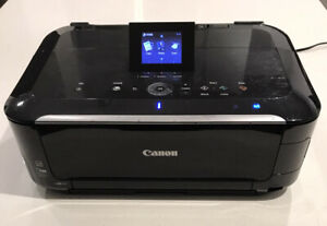 Canon Pixma MG5320 All-In-One Inkjet Wireless Photo Printer