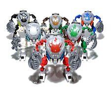 LEGO Bionicle Bohrok-Kal Complete Set of 6: 8573 8574 8575 8576 8577 8578