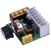 12V-40V10A Pulsweitenmodulator PWM DC Motor Drehzahlregelung Schalte Control HV