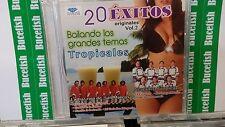 La Luz Roja de San Marcos,Acapulco Tropical  20 Exitos Vol 2 New Sealed