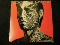 Rolling Stones Tattoo You LP Rolling Stone Records COC-16052 1981 VG+