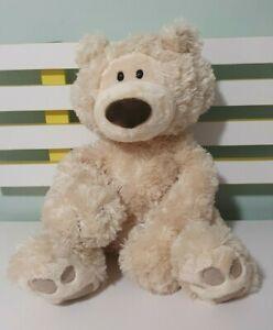 Gund Philbin Beige Bear Large 45cm TEDDY BEAR