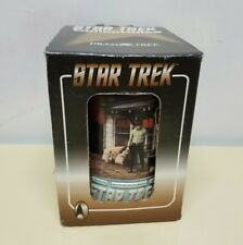 RARE 1996 Star Trek Large Collectible Mug / Beer Stein By Dram Tree