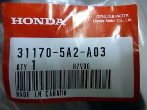 New Genuine Honda Drive Belt Auto Tensioner 31170-5A2-A03 Accord Civic CR-V OEM