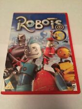 Robots (DVD, 2005) robin williams, ewan mcgregor, region 2 uk dvd