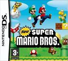 New Super Mario Bros. Ds Game DS DSi 3DS 3DSXL PAL FORMAT + FREE Accessory