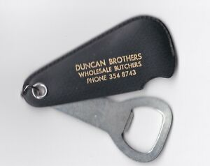 Vintage advertising bottle opener.