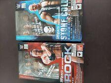 SHFiguarts WWE Stone Cold Steve Austin/Rock Wrestling Figure 2-piece Set