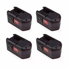 4 18V Battery for MILWAUKEE 48-11-2230 48-11-2200 18 Volt Cordless Drill