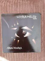 The Steve Miller Band - Abracadabra Vinyl LP Lyric Inner 6302 204 UK  Excellent