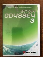 SNOWBOARD NIEVE Odyssey 3~2003 DEPORTE INVIERNO dvd