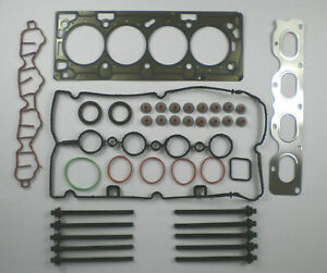 FOR VAUXHALL ASTRA H J ZAFIRA INSIGNIA 1.8 Z18XER A18XER HEAD GASKET SET & BOLTS