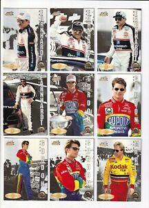 1996 Action Packed Credentials LEADERS OF THE PACK #6 Jeff Gordon SWEET!