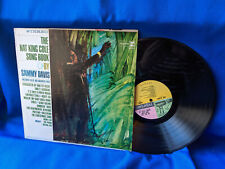 Sammy Davis LP The Nat King Cole Song Book Reprise 6164 1965