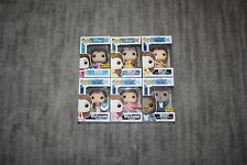 Funko Pop Belle(5) exclusives and Beast