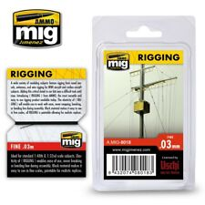 Rigging - Fine 0.03 mm (model spares) - MIG MIG8018