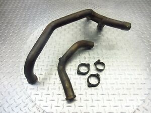 2001 01 Ducati Monster 900 M900S Header Head Pipe Exhaust Manifold