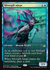 1x Foil Silvergill Adept - Rivals of Ixalan Mtg Magic Promo NM-Mint