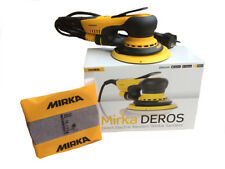 Mirka Deros 680CV 150 mmSchleifmaschine Exzenterschleifer - Hub 8,0 mm