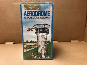 Schylling AERODROME Collector Series Tinplate Wind-Up Toy, Brand New, Vintage