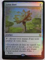 Lotus doré Gilded lotus Foil    MTG Magic Francais
