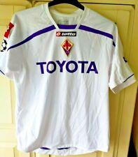 Lorenzo De Silvestri - 2009 Match Worn Football Shirt Liverpool FC v Fiorentina