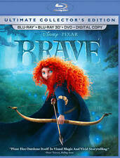Brave (Blu-ray/DVD, 2016, 5-Disc Set, Ultimate Collectors Edition Includes Digit