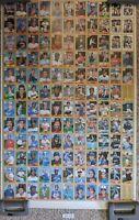 ** 1987 Topps Full Run Baseball Cards (6 Uncut Sheets) AD-15