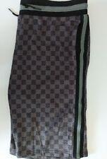 Hudson Outerwear Men's Checkered Pattern Shorts 3X  A1