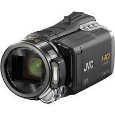 JVC GZ-HM400AG 32GB Camcorder - Black