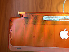 New Ultra Rare Genuine Apple Mac Model M2452 Tangerine Keyboard Spanish