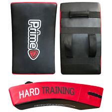 Curved kick pad boxing training martial arts MMA Muay Thai kicking boxing 1111