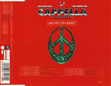 Cappella ‎– Move On Baby CD Single NL2