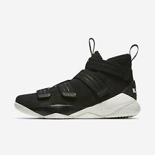 d5fb4c82ed4f Nike Lebron Soldier XI 11 SFG Men s Size 12 Basketball Shoes Black 897646  006