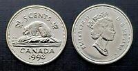 Canada 1998W Proof Like Gem Five Cent Nickel!!