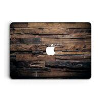 Wood Macbook Air 13 2018 Hard Case Set Macbook 12 Pro 13 15 Retina Shell Cover