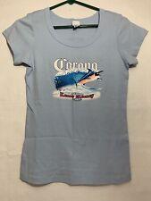Kenny Chesney 2009 Sun City Carnival Corona Tour T-Shirt Size Medium Blue New
