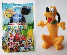 RARE 2008 MICKEY MOUSE CLUBHOUSE PLUTO FIGURE MOVING HANDS FAMOSA NEW IN BAG !