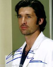 Patrick Dempsey 8 x 10 Autograph Reprint  Grey's Anatomy Enchanted Made of Honor