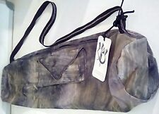 27 Inch Long Cross Body Camouflage Bag by Lady Collection Extra Large