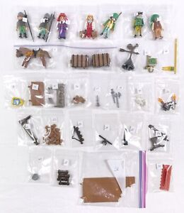 Playmobil Geobra Individual FIGURES & PARTS From 3666 Large Knights Castle PICK