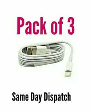 Para iPhone XR 8 7 6 11 iPhone X 5S Cable De Datos Cargador USB Sync Carga De Iluminación